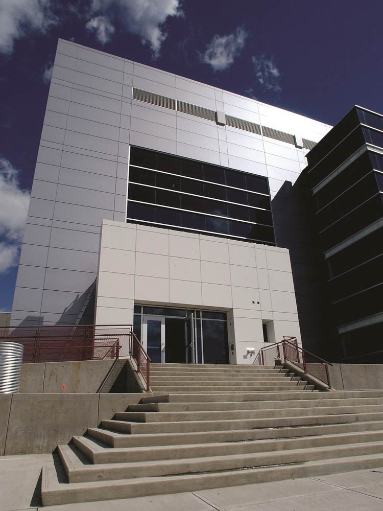 Calgary Centre for Innovative Technology (CCIT) building exterior