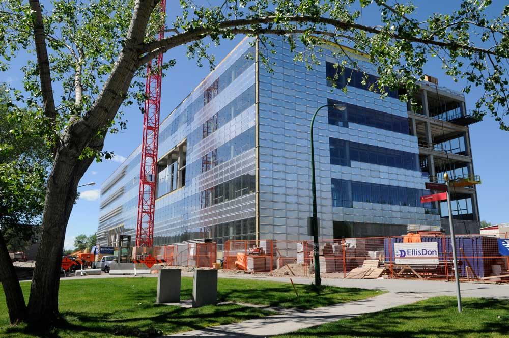 EEEL under construction
