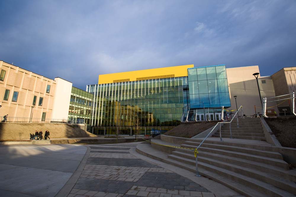 Schulich School of Engineering expansion -- Canadian Natural Resources Limited Engineering Complex