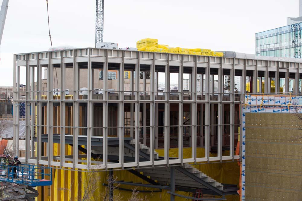 TIFL under construction