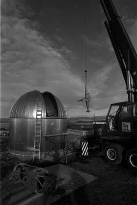 Rothney Observatory, Priddis