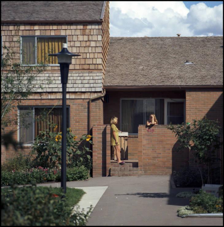 Varsity Courts Family Housing