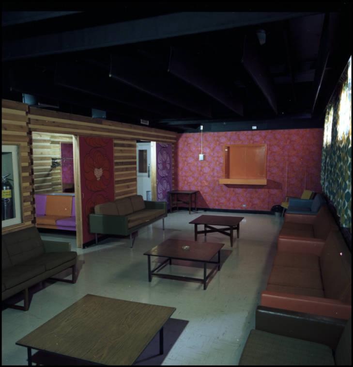 Kananaskis Hall interior view
