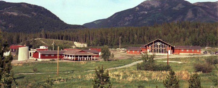 Barrier Lake Field Station