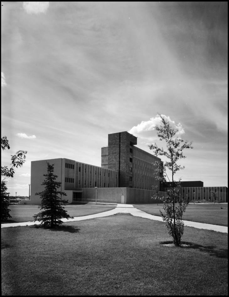 Craigie Hall -- originally named Calgary Hall