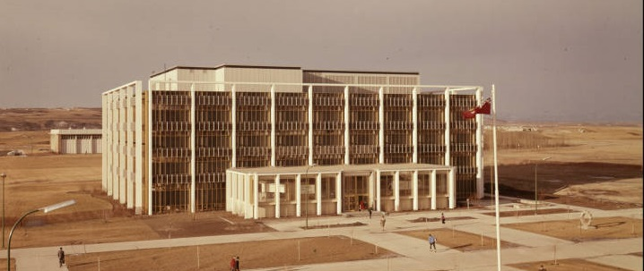 MacKimmie Library Block