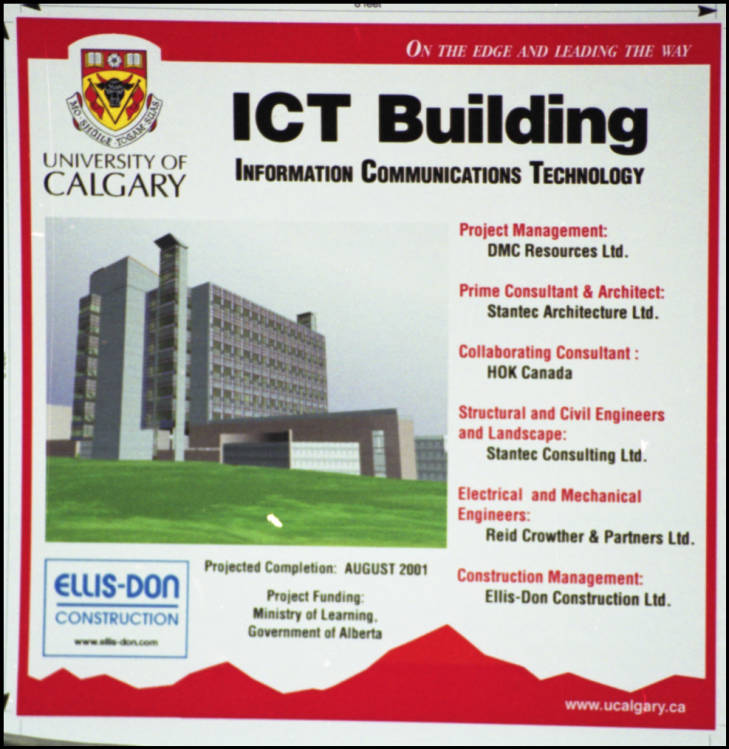 ICT poster