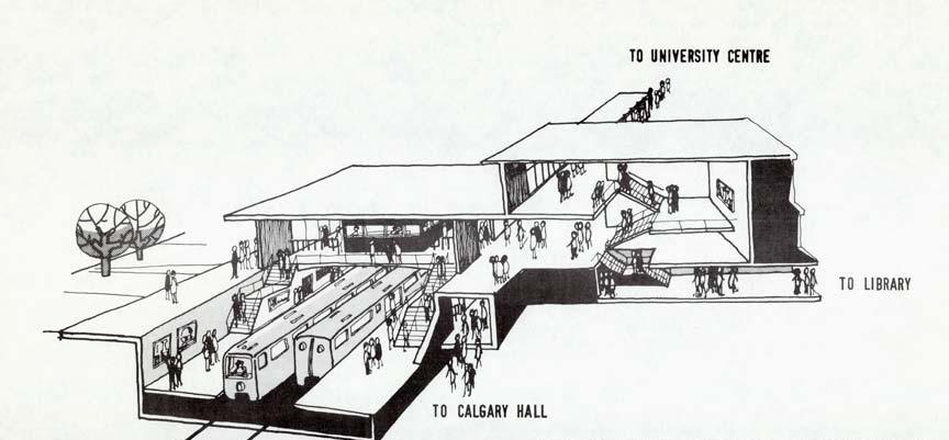 University Station
