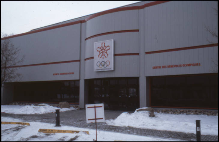 Olympic Volunteer Centre