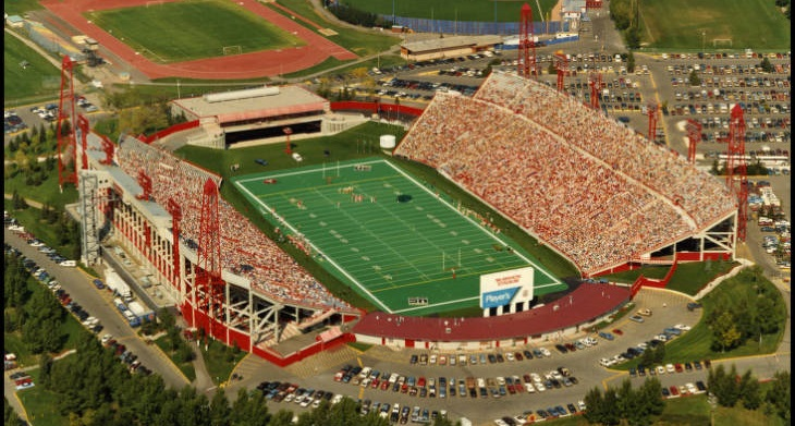 McMahon Stadium/Olympic Volunteer Centre