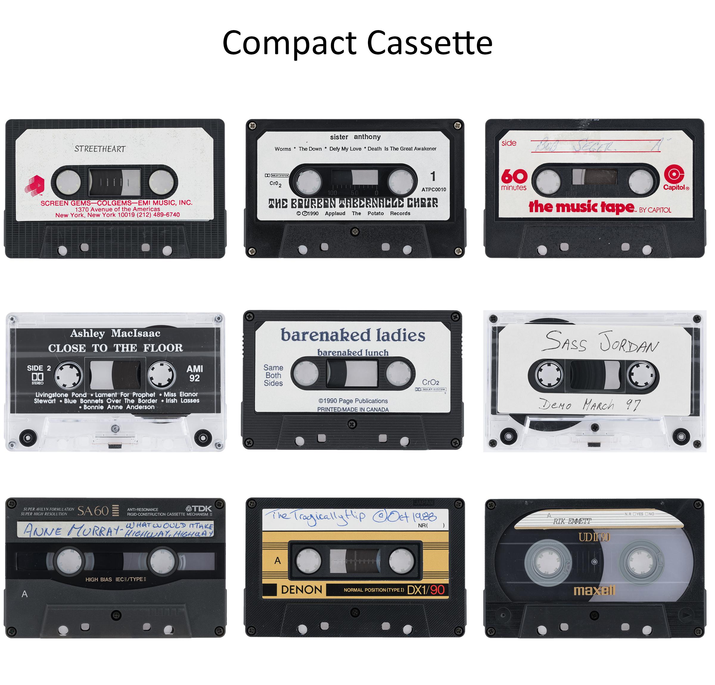 CompactCassette