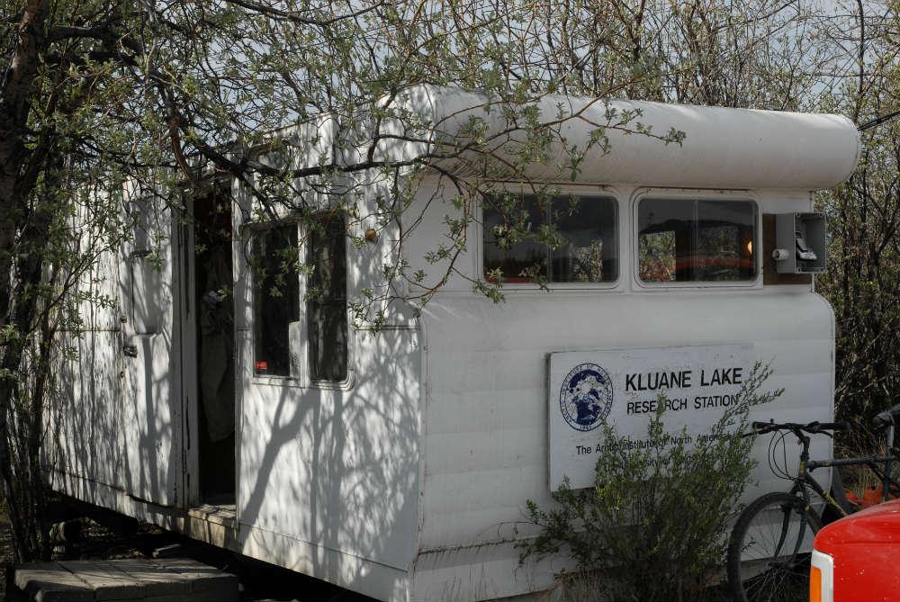 Kluane trailer