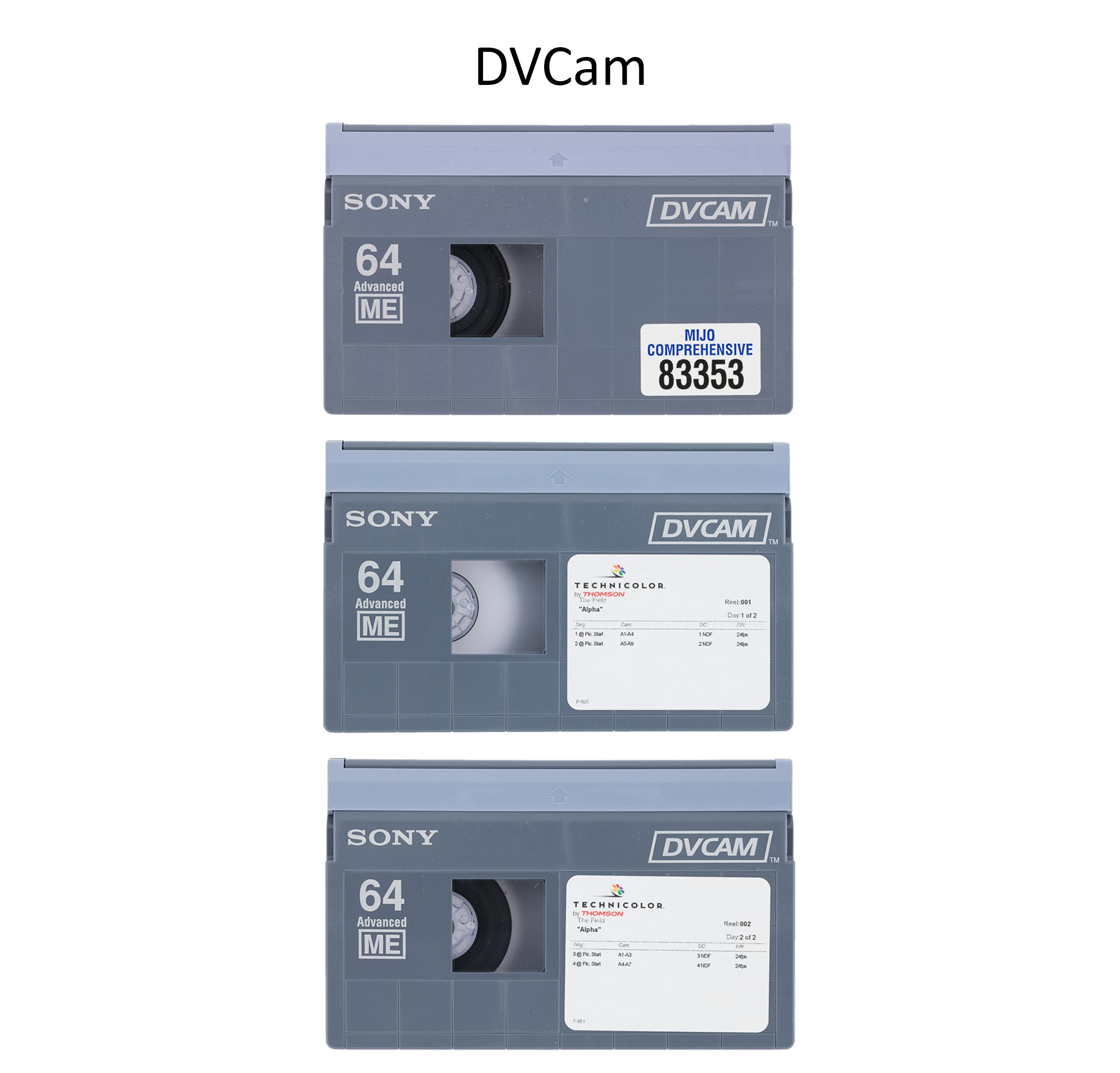DVCam