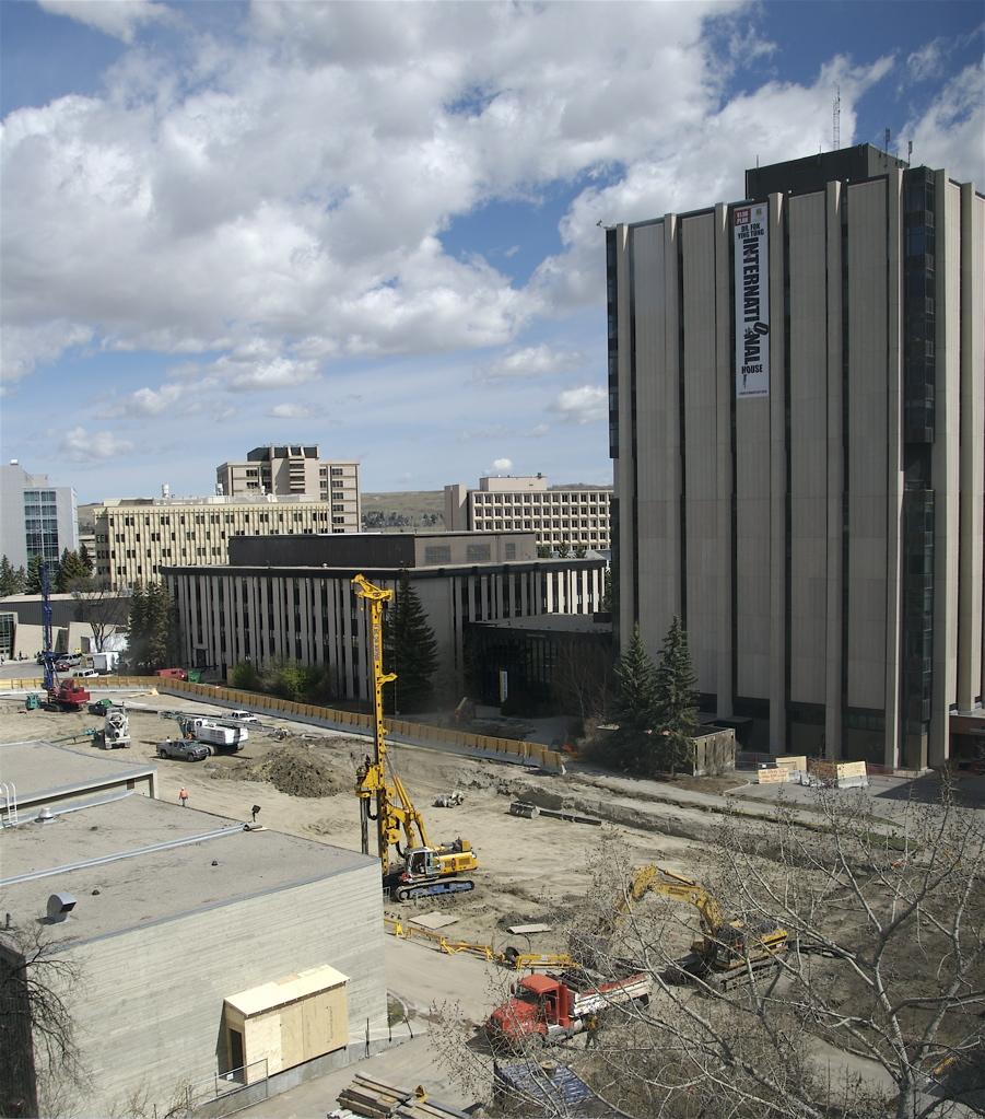 TFDL under construction