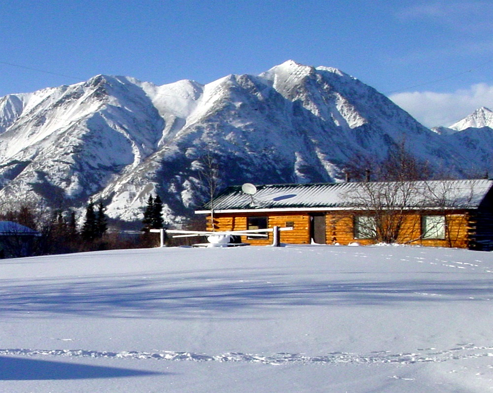 Kluane Lake Research Station (KLRS)